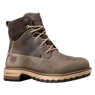 "Timberland PRO 6"" Hightower AT WP Turkish Coffee"