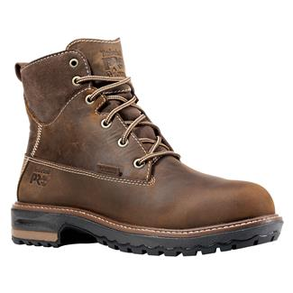 "Timberland PRO 6"" Hightower AT WP Kaffe"