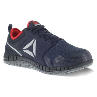 Reebok ZPrint Work Athletic Oxford ST Navy