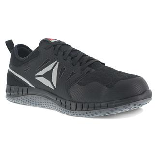 Reebok ZPrint Work Athletic Oxford ST ESD Black