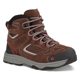 Vasque Breeze III UltraDry Slate Brown / Chili Pepper