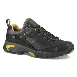 Vasque Talus Trek Low UltraDry Black / Dried Tobacco
