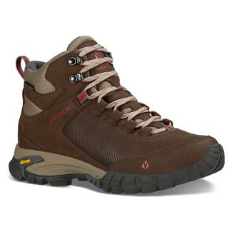 Vasque Talus Trek UltraDry Slate Brown / Balsam Green
