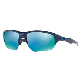 Oakley Flak Beta Prizm Navy (frame) - Prizm Deep Polarized (lens)