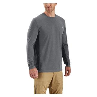 Carhartt Force Extremes Long Sleeve T-Shirt Shadow Heather / Shadow