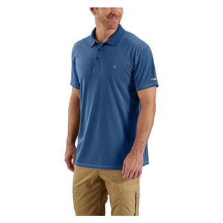 Carhartt Force Extremes Polo Blueprint Heather