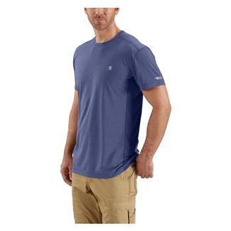 Carhartt Force Extremes T-Shirt Blueprint Heather / Blueprint