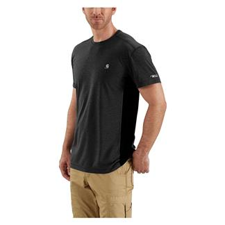 Carhartt Force Extremes T-Shirt Black / Black Heather