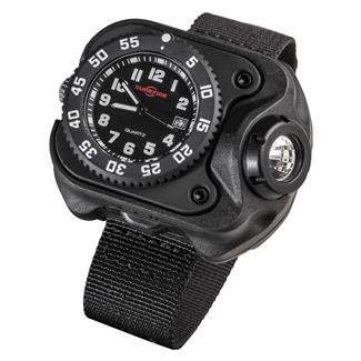 SureFire 2211 Signature Rechargeable WristLight Watch Black