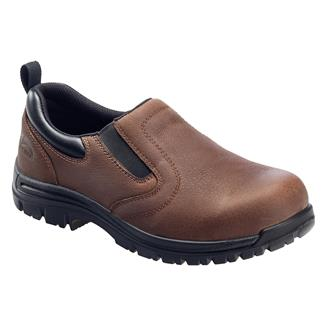 Avenger 7108 Slip-On CT WP Brown