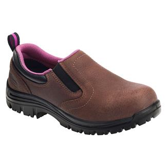 Avenger 7165 Slip-On CT WP Brown