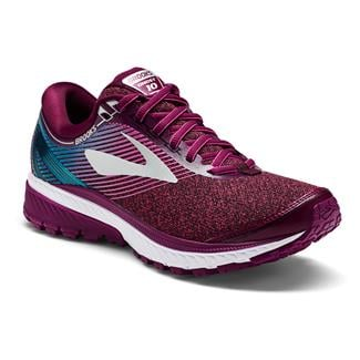 Brooks Ghost 10 Purple / Pink / Teal