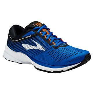 Brooks Launch 5 Blue / Black / Orange
