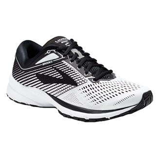 Brooks Launch 5 White / Black / White