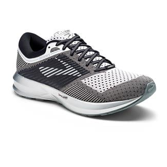 Brooks Levitate White / Black / Gray