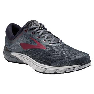 Brooks Purecadence 7 Ebony / Dark Red / Black