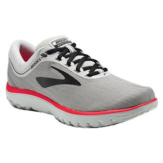 Brooks Pureflow 7 Gray / Black / Pink