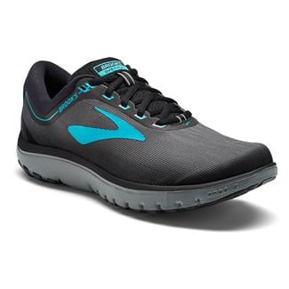 Brooks Pureflow 7 Gray / Black / Green