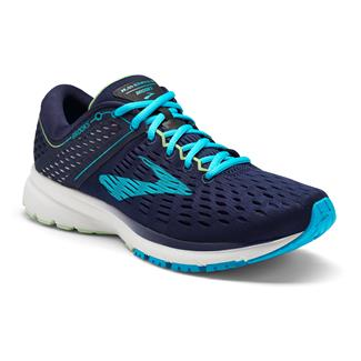 Brooks Ravenna 9 Navy / Blue / Green
