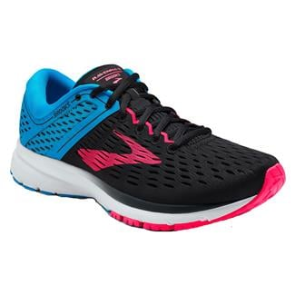 Brooks Ravenna 9 Black / Blue / Pink