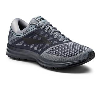 Brooks Revel Gray / Ebony / Black