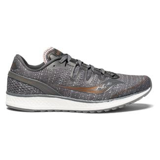 Saucony Freedom ISO Gray / Denim / Copper