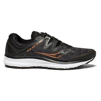 Saucony Guide ISO Black / Denim / Copper