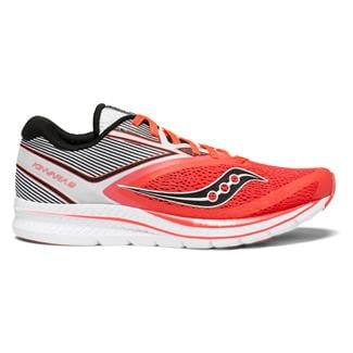 Saucony Kinvara 9 ViZi Red / White