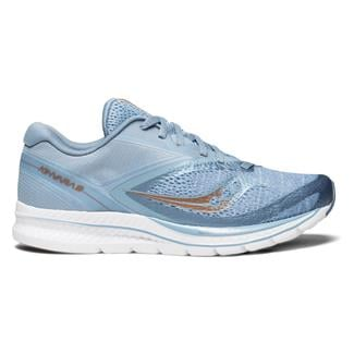 Saucony Kinvara 9 Light Blue / Denim / Copper