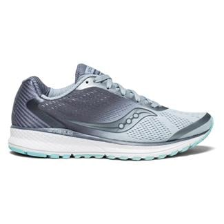Saucony Breakthru 4 Fog / Gray / Blue
