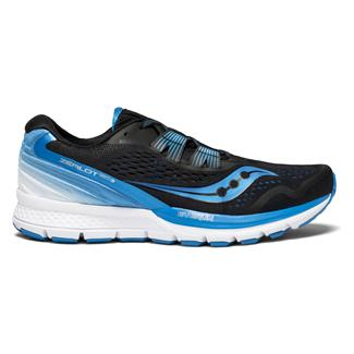 Saucony Zealot ISO 3 Black / Blue / White