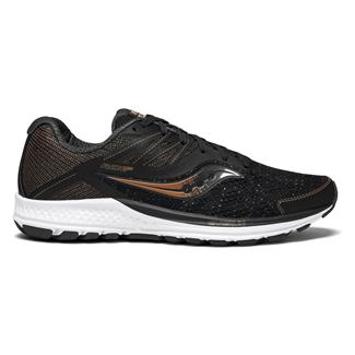 Saucony Ride 10 Black / Denim / Copper
