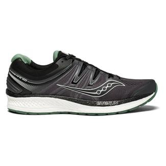 Saucony Hurricane ISO 4 Black / Gray / Green