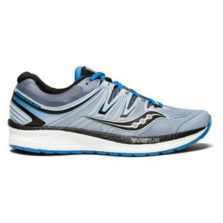 Saucony Hurricane ISO 4 Gray / Blue / Black