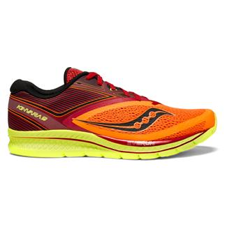 Saucony Kinvara 9 Orange / Red / Black