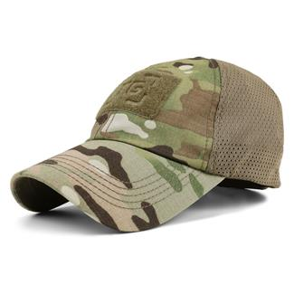 TG Mesh Tactical Cap MultiCam