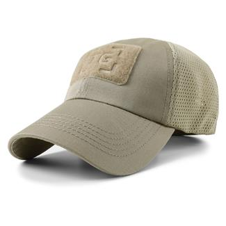 TG Mesh Tactical Cap Tan