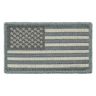 TG American Flag Patch ACU-Light