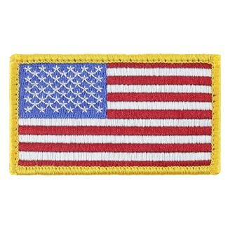 TG American Flag Patch Full Color