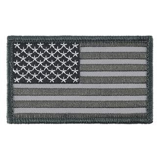 TG American Flag Patch Swat