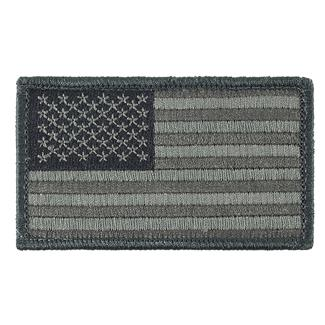TG American Flag Patch ACU-Dark