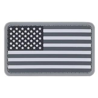 TG American Flag PVC Patch Swat
