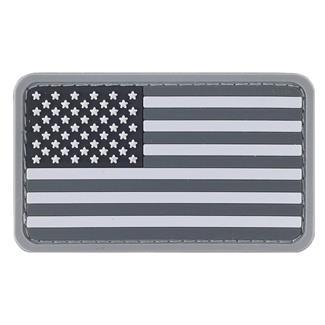 TG American Flag PVC Patch Swat