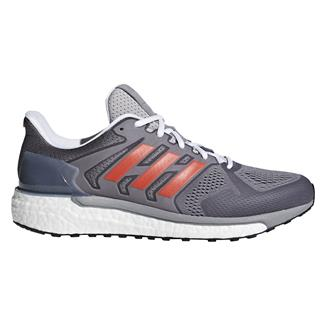 Adidas Supernova ST Gray / Hi-Res Red