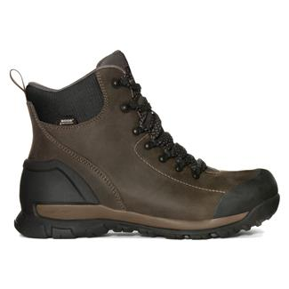 BOGS Foundation Leather Mid WP CT Brown