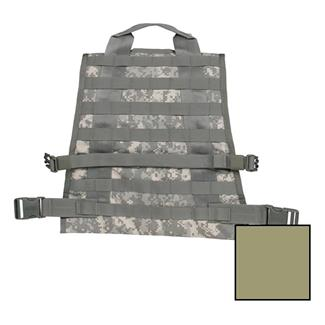 Blackhawk S.T.R.I.K.E. Commando Recon Back Panel Coyote Tan
