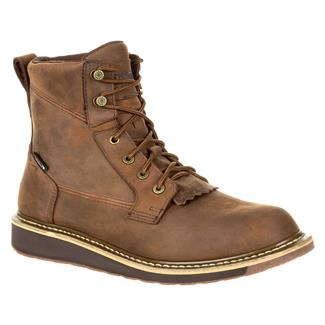 "Rocky 6"" Cody WP Vintage Brown"