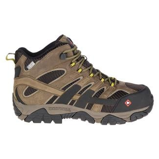 Merrell Work Moab 2 Vent Mid WP CT Boulder