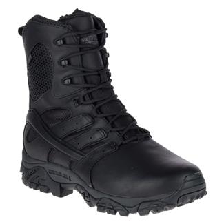 "Merrell Tactical 8"" Moab 2 Tactical Response SZ WP Black"