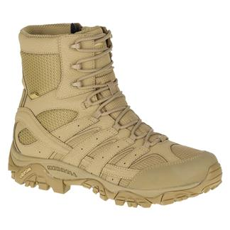 "Merrell 8"" Moab 2 Tactical SZ WP Coyote"